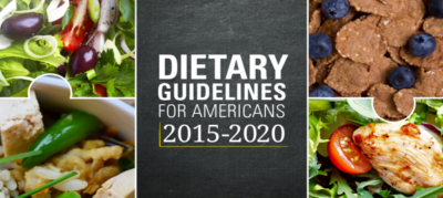 """DIETARY GUIDELINES 2015-2020""